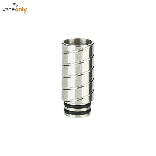 VapeOnly Drip Tip 510 Stainless Steel