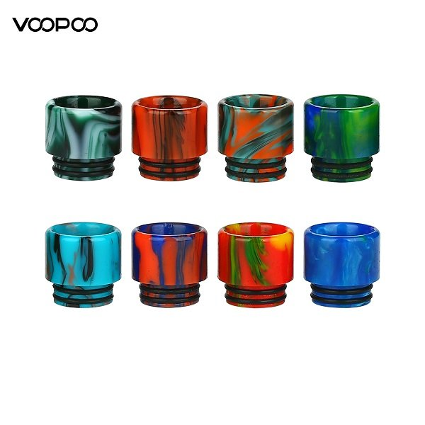 Voopoo Resin Drip Tip 810 Titel