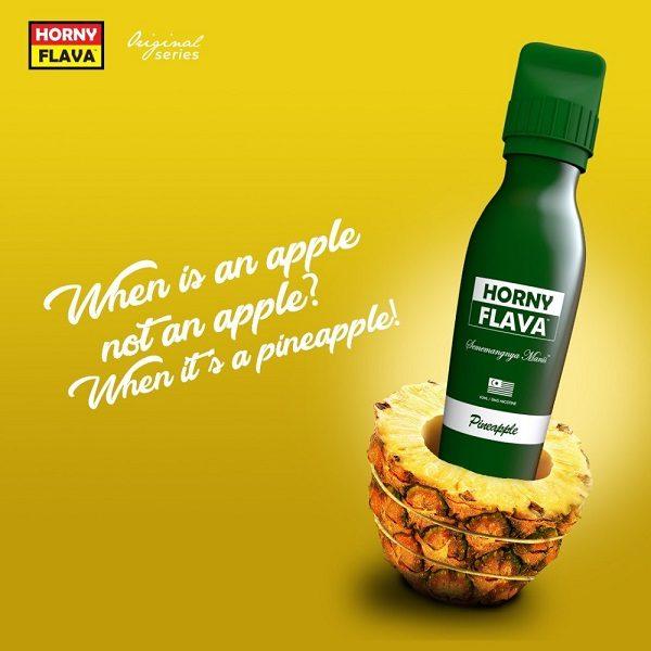 Horny Flava Pineapple Malaysia
