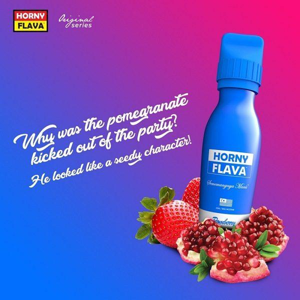 Horny Flava Pomberry Malaysia
