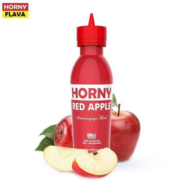 Horny Flava Red Apple Titel