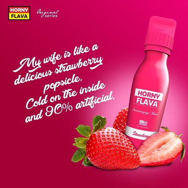 Horny Flava Strawberry Malaysia