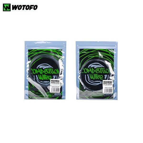 Wotofo Competition Wire Ni90 Titel