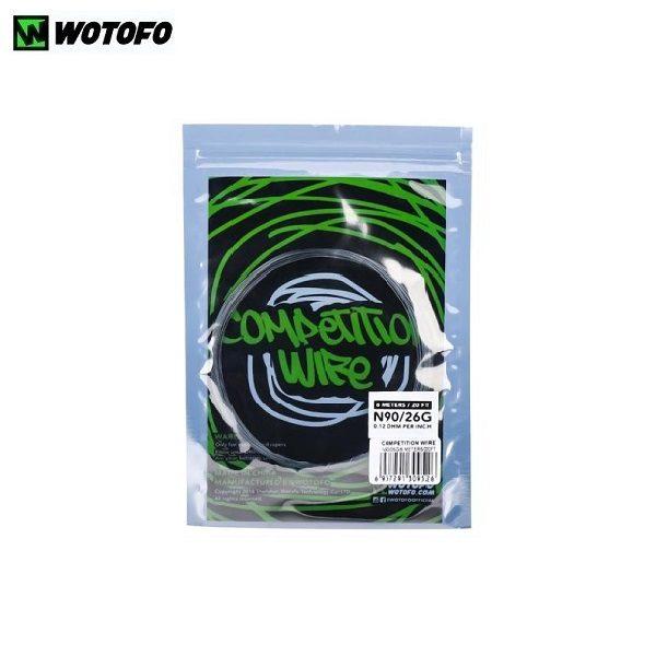 Wotofo Competition Wire Ni90 26G