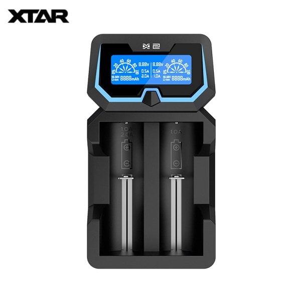 Xtar X2 Ladegeraet Titel