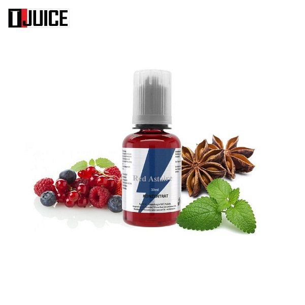 T-Juice Red Astaire Aroma Titel