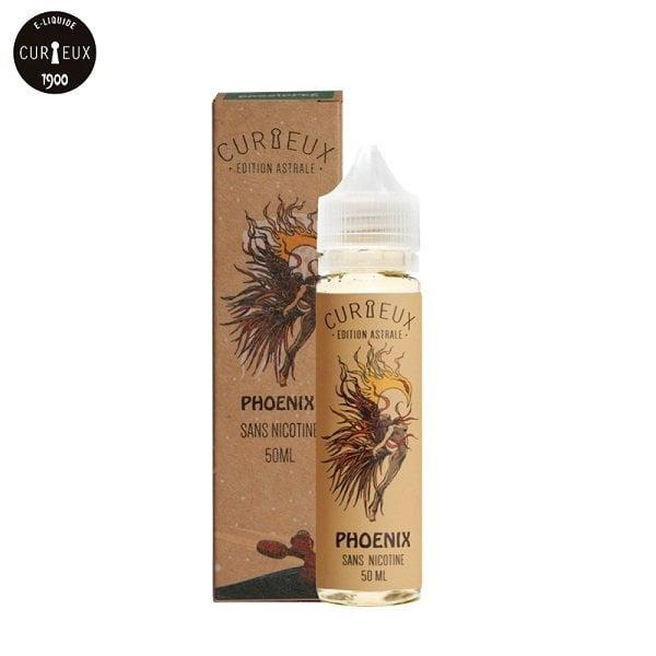 Curieux Phoenix Shortfill