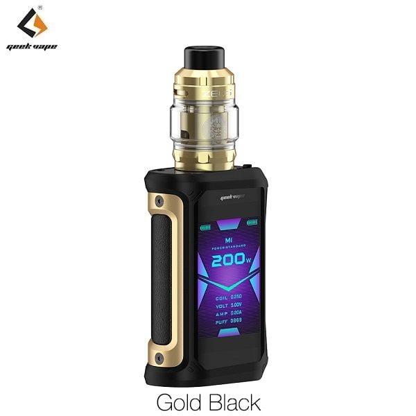 Geekvape Aegis X Zeus Set Gold & Black