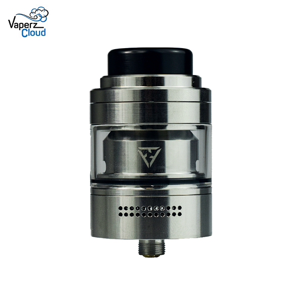 Vaporz Cloud Trilogy RTA Stainless Steel