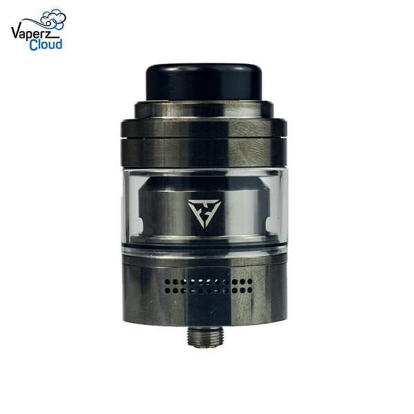 Vaporz Cloud Trilogy RTA Gunmetal