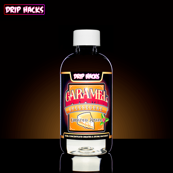 Drip Hacks Caramel Cheesecake Aroma