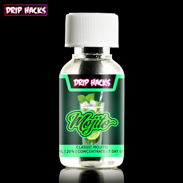Drip Hacks Mojito Aroma