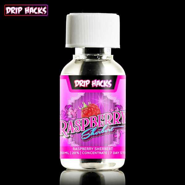 Drip Hacks Raspberry Sherbert Aroma