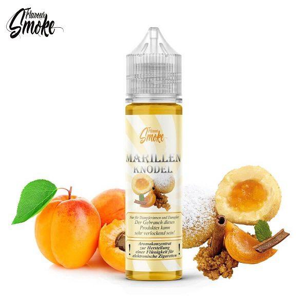 Flavour Smoke Marillenknoedel Aroma Titel