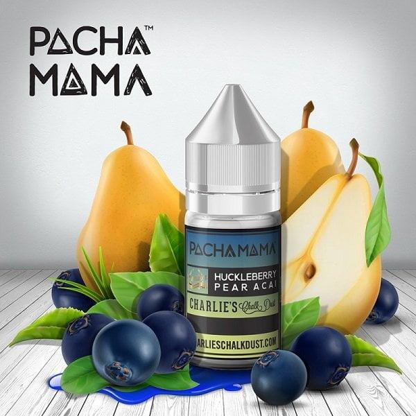 Pacha Mama Huckleberry Pear Aroma Titel