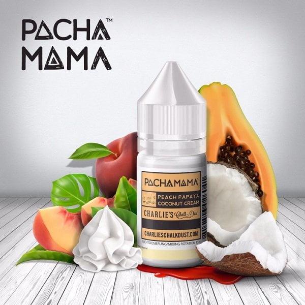 Pacha Mama Peach Papaya Aroma Titel