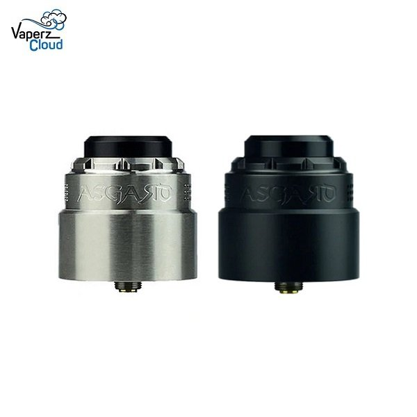 Vaperz Cloud Asgard Mini RDA Titel