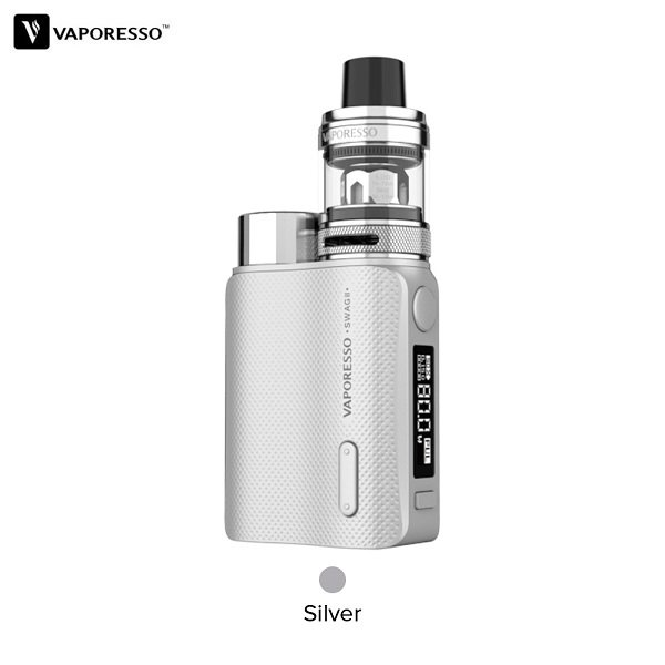 Vaporess Swag 2 Set Silver