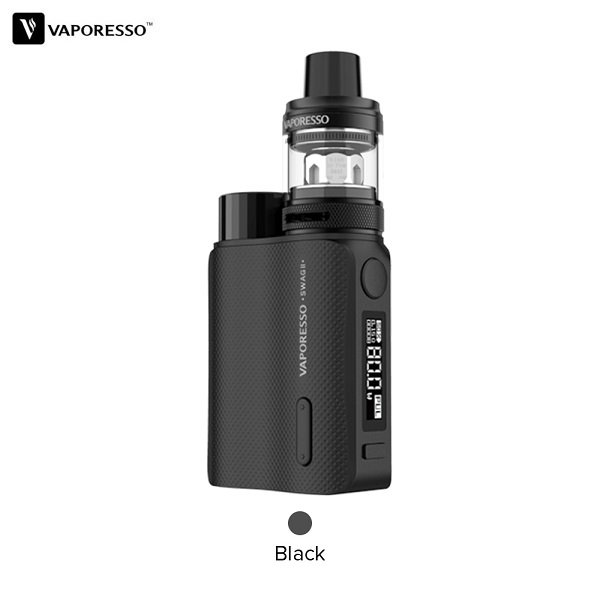 Vaporess Swag 2 Set Black