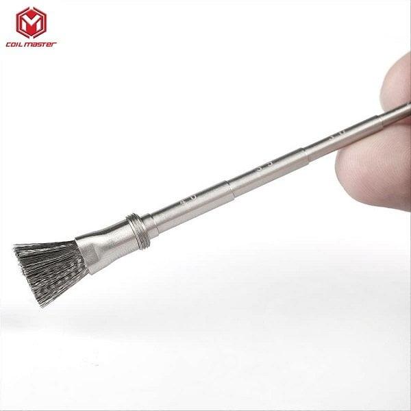 Coil Master Vape Brush Hotspots