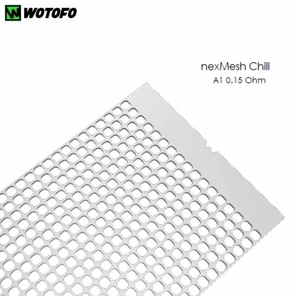 Wotofo nexMesh Coils Chill
