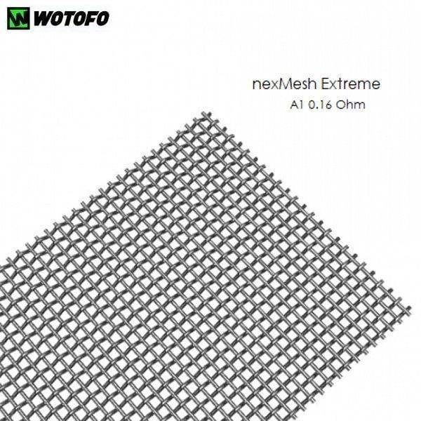 Wotofo nexMesh Coils Extreme