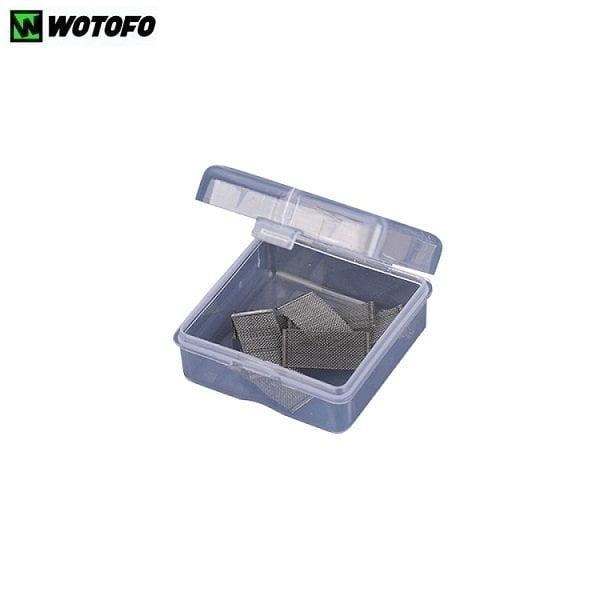 Wotofo nexMesh Coils Kunststoff-Box