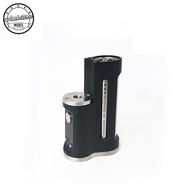 Ambition Mods Easy Side Box Black Stainless Steel