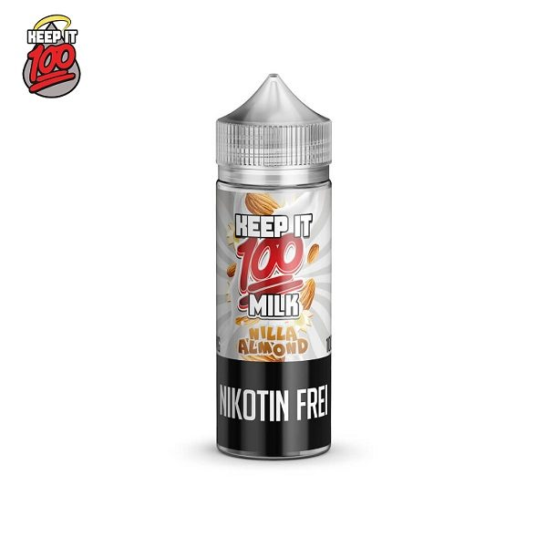Keep It 100 Nilla Almond Shortfill
