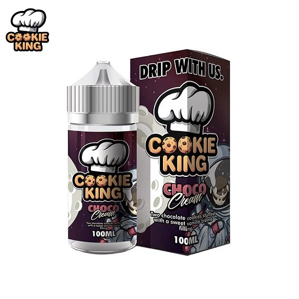 Cookie King Choco Cream Shortfill