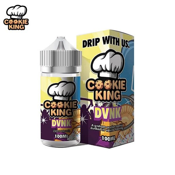 Cookie King DVNK Shortfill