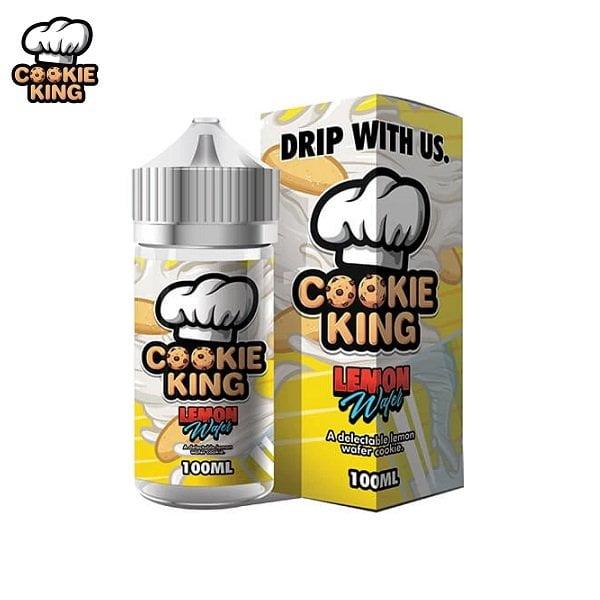 Cookie King Lemon Wafer Shortfill
