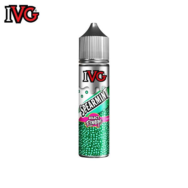 IVG Spearmint Shortfill