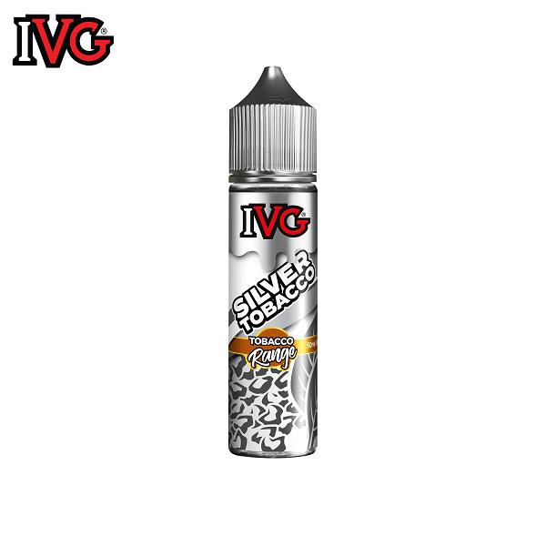 IVG Silver Tobacco Shortfill
