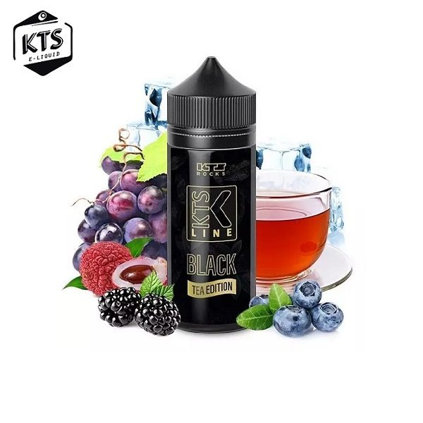 KTS Line Black Tea Edition Aroma Longfill