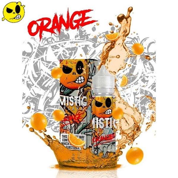 Mistq Flava Orange Shortfill