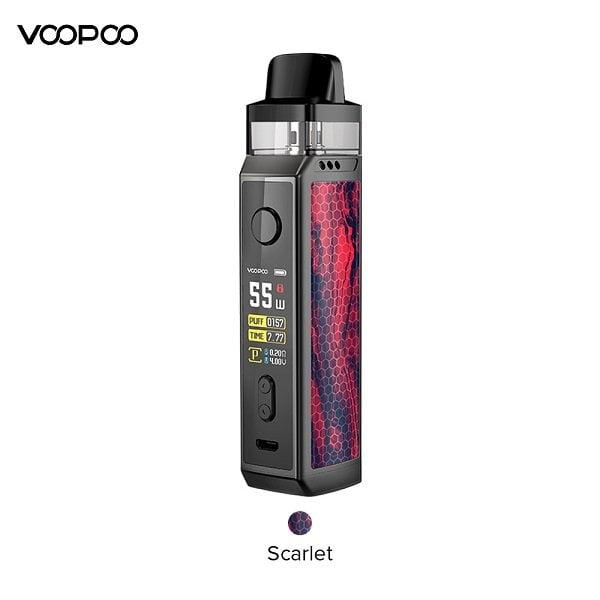 Voopoo Vinci X Scarlet