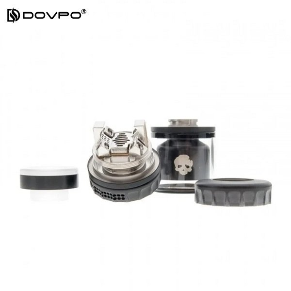 Dovpo Blotto Mini RTA Wickeldeck