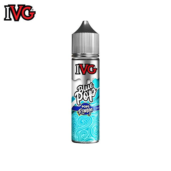 IVG Blue Pop Shortfill