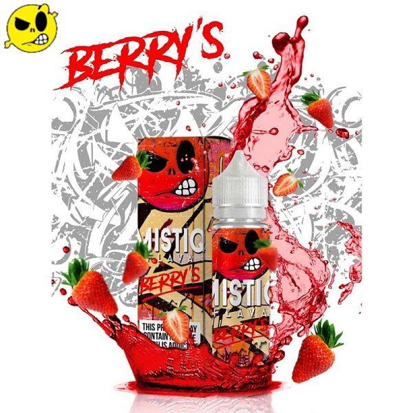 Mistq Flava Berrys Shortfill
