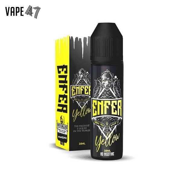 Vape 47 Enfer Yellow Shortfill