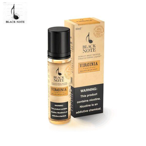 Black Note Virginia Liquid