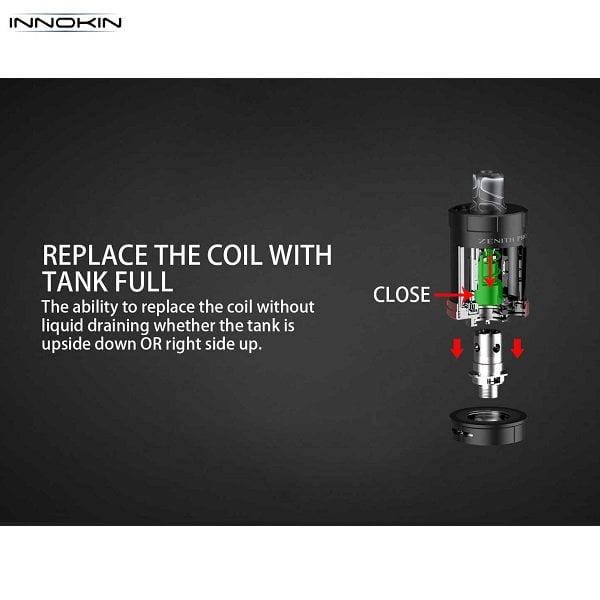 Innokin Zenith Pro Airflow Coil