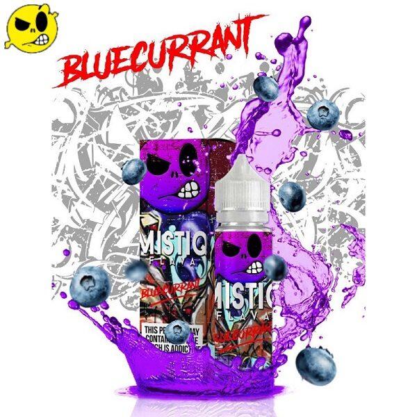 Mistiq Flava Bluecurrant Shortfill