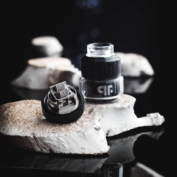 QP Design Juggerknot V2 Dual Coil