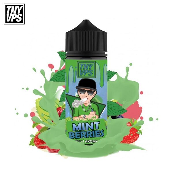 Tony Vapes Mint Berries Longfill