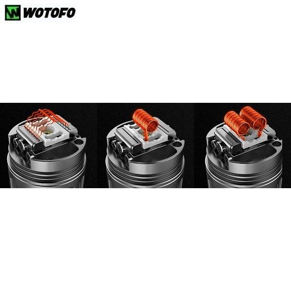 Wotofo Profile RDTA Coils