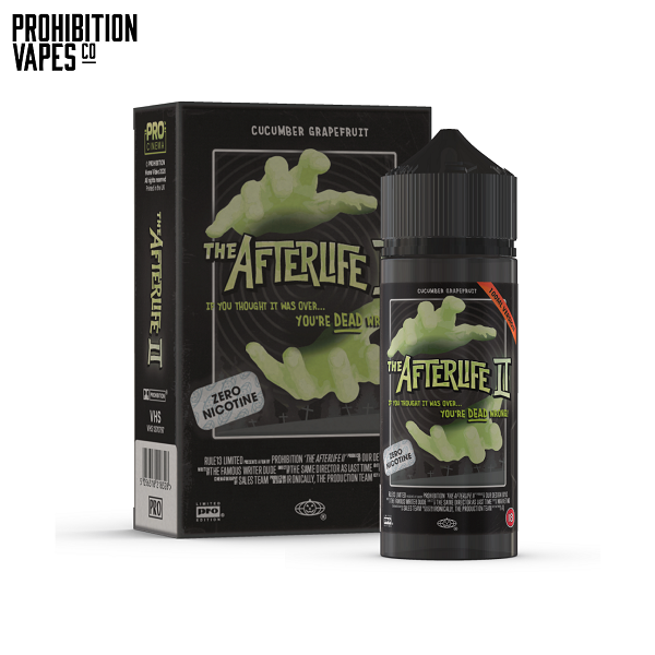 Prohibition Vapes The Afterlife 2 Shortfill