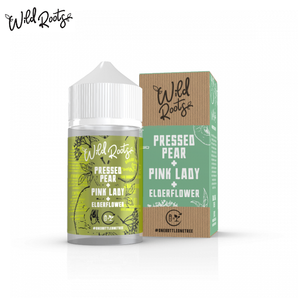 Wild Roots Pressed Pear Shortfill