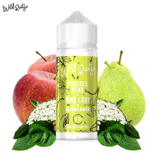 Wild Roots Pressed Pear E-Liquid
